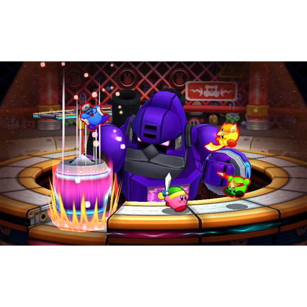 【在庫限り】 カービィ バトルデラックス!【3DSゲームソフト】   [ニンテンドー3DS]_1