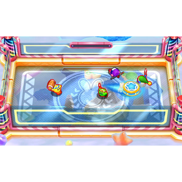【在庫限り】 カービィ バトルデラックス!【3DSゲームソフト】   [ニンテンドー3DS]_7