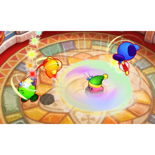 【在庫限り】 カービィ バトルデラックス!【3DSゲームソフト】   [ニンテンドー3DS]_8