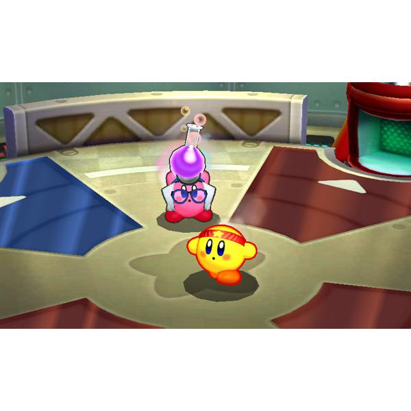 【在庫限り】 カービィ バトルデラックス!【3DSゲームソフト】   [ニンテンドー3DS]_9