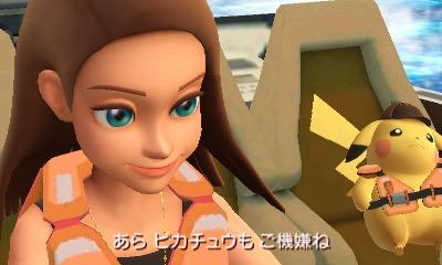 【在庫限り】 名探偵ピカチュウ 【3DSゲームソフト】_6