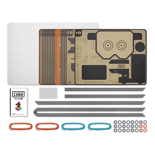 Nintendo Labo Toy-Con 02: Robot Kit 【Switchゲームソフト】_1