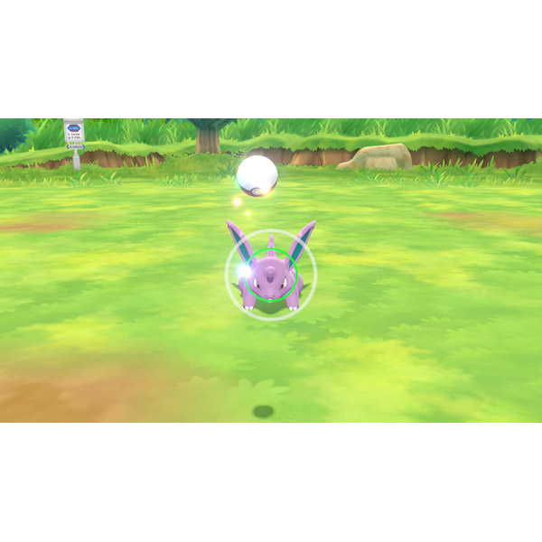 ポケットモンスター Let's Go! イーブイ モンスターボール Plusセット 【Switchゲームソフト】_4