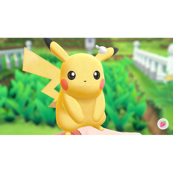 ポケットモンスター Let's Go! イーブイ モンスターボール Plusセット 【Switchゲームソフト】_5