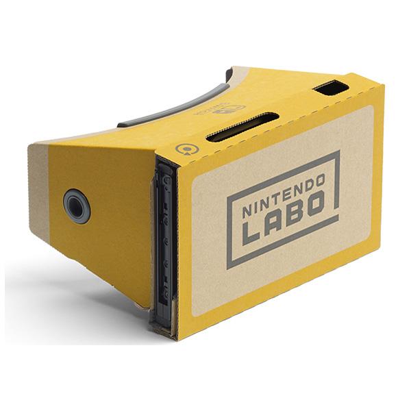 【店頭併売品】 Nintendo Labo Toy-Con 04: VR Kit 【Switchゲームソフト】_1