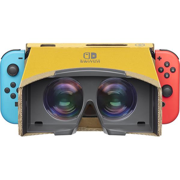 【店頭併売品】 Nintendo Labo Toy-Con 04: VR Kit 【Switchゲームソフト】_2