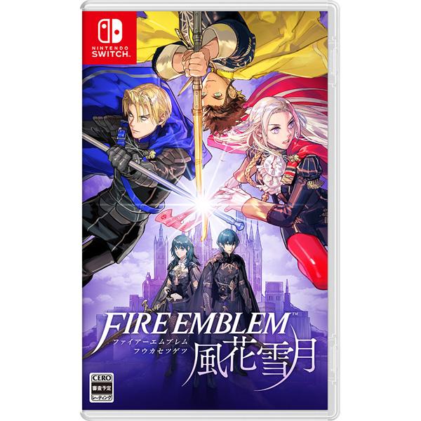 ファイアーエムブレム 風花雪月 【Switchゲームソフト】