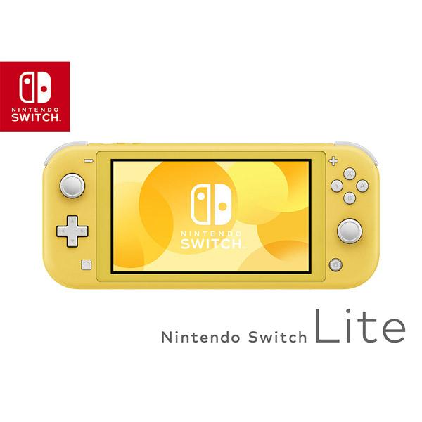 Nintendo Switch Lite イエロー[ゲーム機本体] [HDH-S-YAZAA]_2
