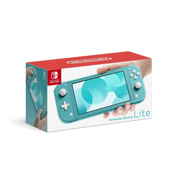 Nintendo Switch Lite ターコイズ[ゲーム機本体] [HDH-S-BAZAA]