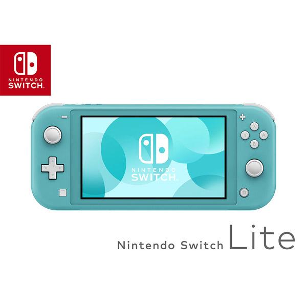 Nintendo Switch Lite ターコイズ[ゲーム機本体] [HDH-S-BAZAA]_2
