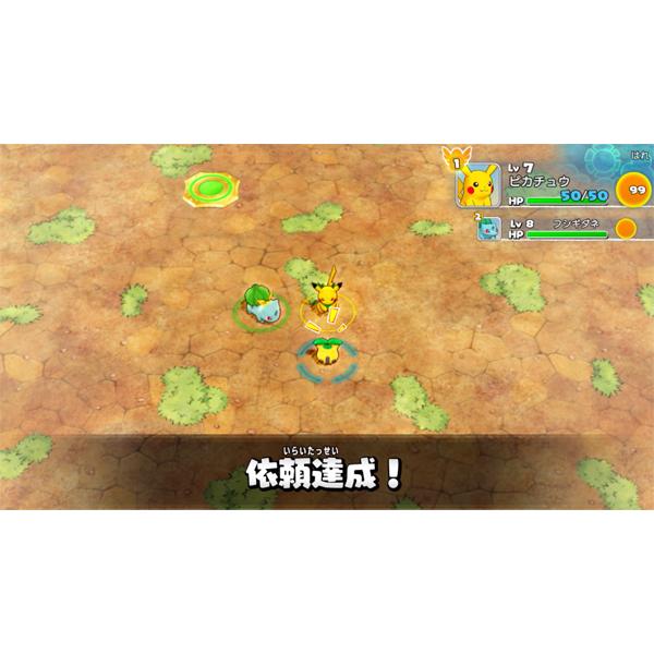 ポケモン不思議のダンジョン 救助隊DX 【Switchゲームソフト】_11