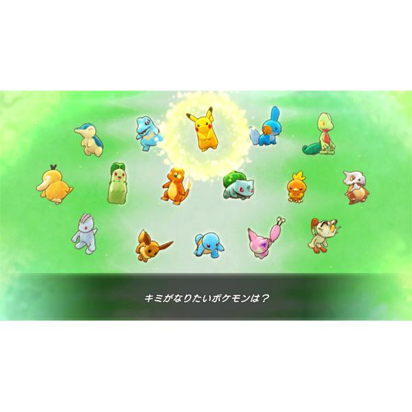 ポケモン不思議のダンジョン 救助隊DX 【Switchゲームソフト】_2