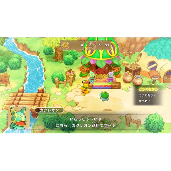 ポケモン不思議のダンジョン 救助隊DX 【Switchゲームソフト】_4