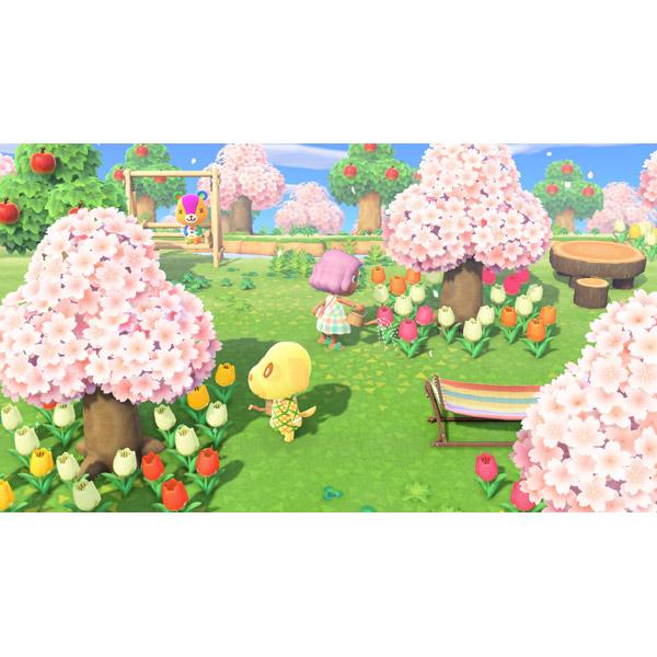 あつまれ どうぶつの森 【Switchゲームソフト】_1