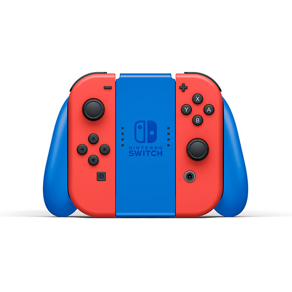 Nintendo Switch マリオレッド×ブルー セット [HAD-S-RAAAF][ゲーム機本体]_1