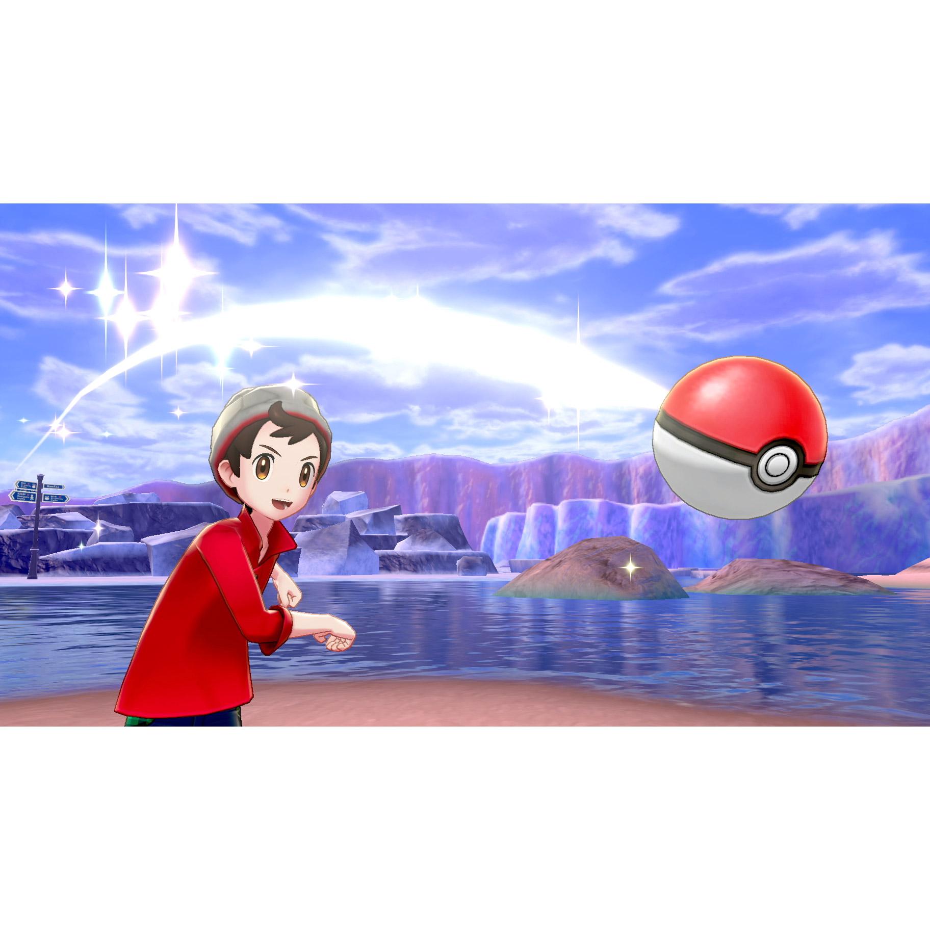 ポケットモンスター ソード + エキスパンションパス 【Switchゲームソフト】_7