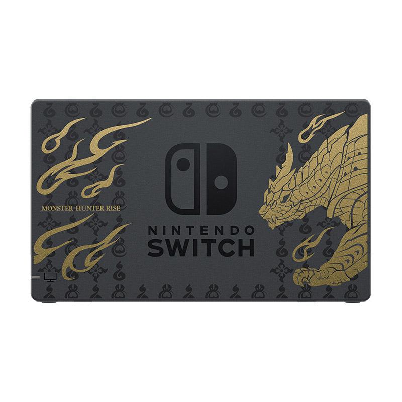 Nintendo Switch モンスターハンターライズ スペシャルエディション [HAD-S-KGAGL][ゲーム機本体]_5