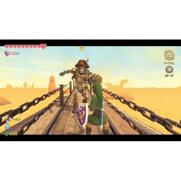 ゼルダの伝説 スカイウォードソード HD 【Switchゲームソフト】_11