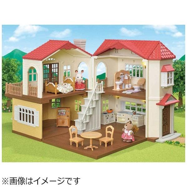 シルバニアファミリー 赤い屋根の大きなお家 おすすめ家具セット_5