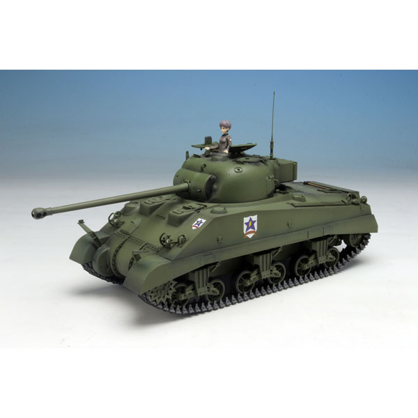 NEW Platts Girls /& Panzer theater version Sherman Firefly 1//35 scale