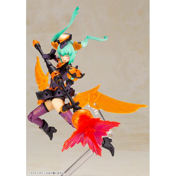 【店頭併売品】 メガミデバイス Chaos&Pretty マジカルガール DARKNESS プラモデル_4