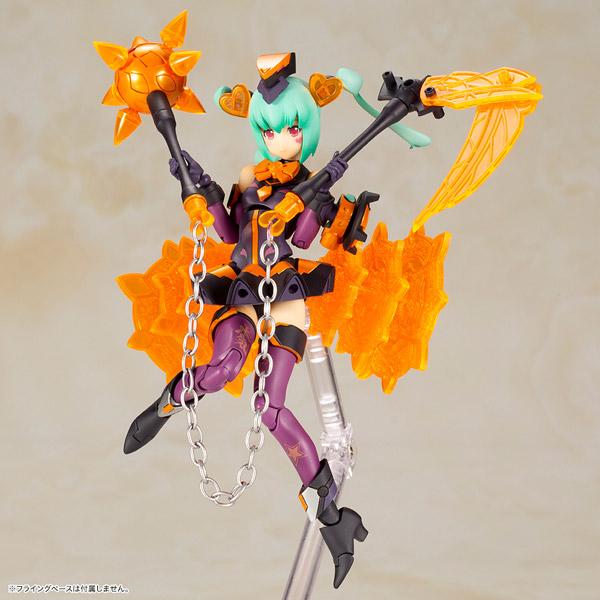 【店頭併売品】 メガミデバイス Chaos&Pretty マジカルガール DARKNESS プラモデル_5