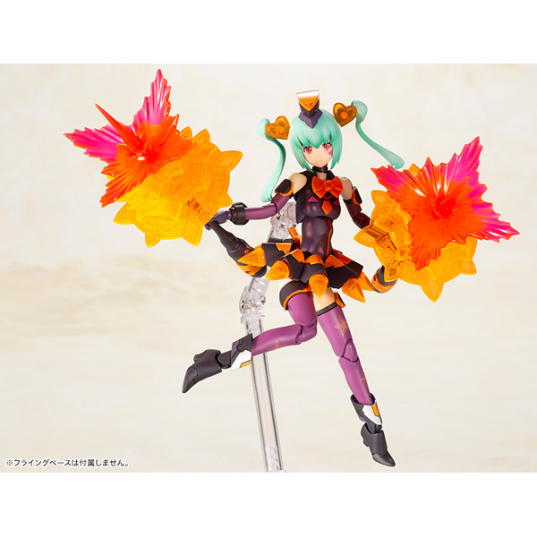 【店頭併売品】 メガミデバイス Chaos&Pretty マジカルガール DARKNESS プラモデル_6