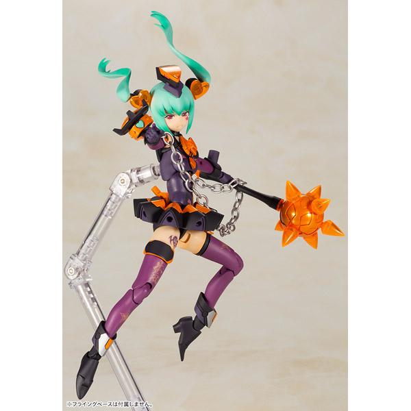 【店頭併売品】 メガミデバイス Chaos&Pretty マジカルガール DARKNESS プラモデル_7