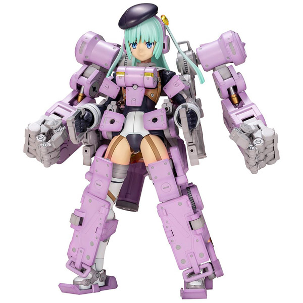フレームアームズ・ガール グライフェン Ultramarine Violet Ver.