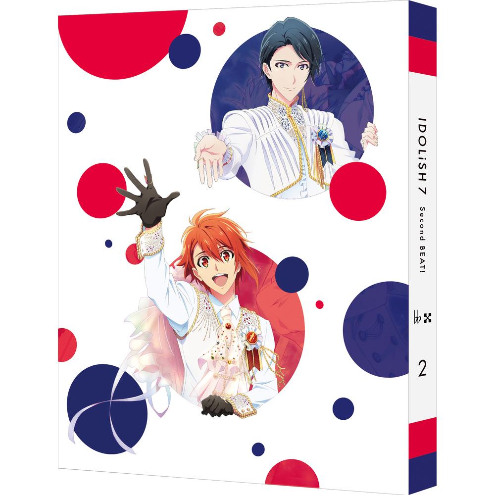 アイドリッシュセブン Second BEAT! 2 特装限定版 DVD