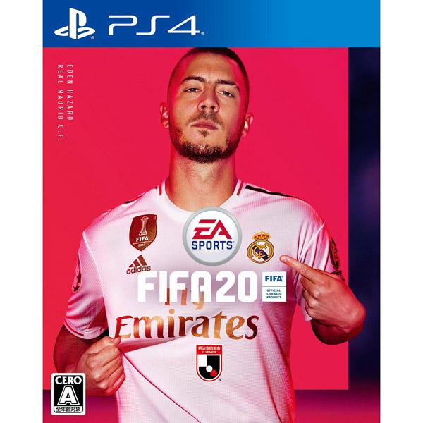 【店頭併売品】 FIFA 20 通常版 【PS4ゲームソフト】