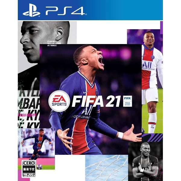 FIFA 21 通常版   PLJM-16692 [PS4]