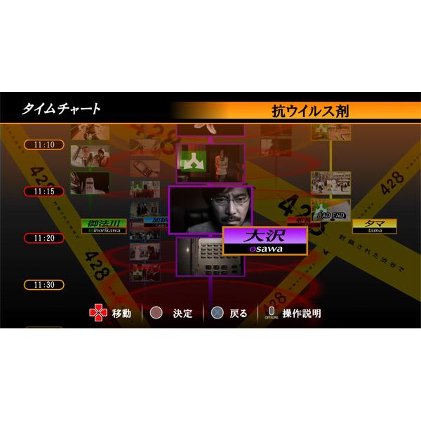 428 封鎖された渋谷で 【PS4ゲームソフト】_12