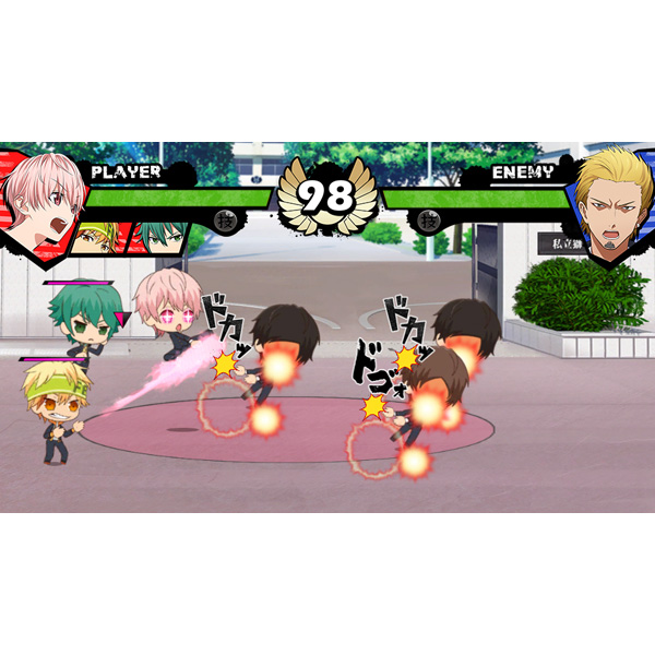 喧嘩番長 乙女 2nd Rumble!! 通常版 【PS Vitaゲームソフト】_4