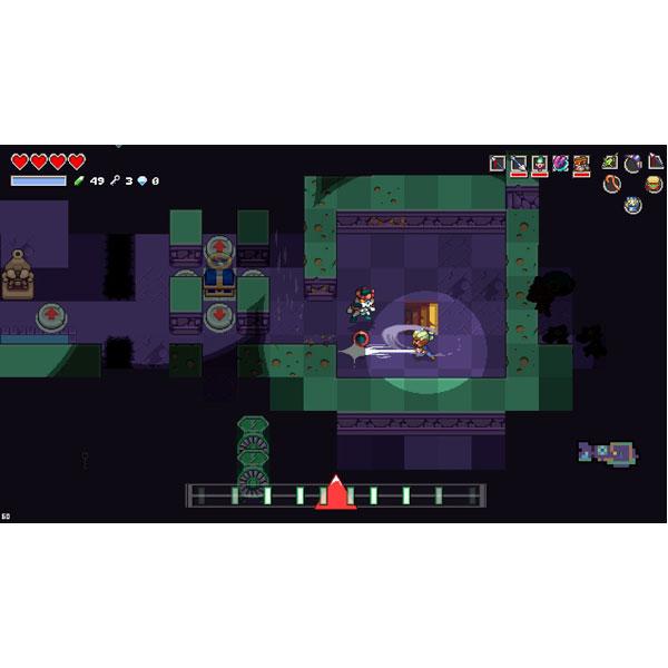 ケイデンス・オブ・ハイラル:クリプト・オブ・ネクロダンサー feat. ゼルダの伝説 【Switchゲームソフト】_2