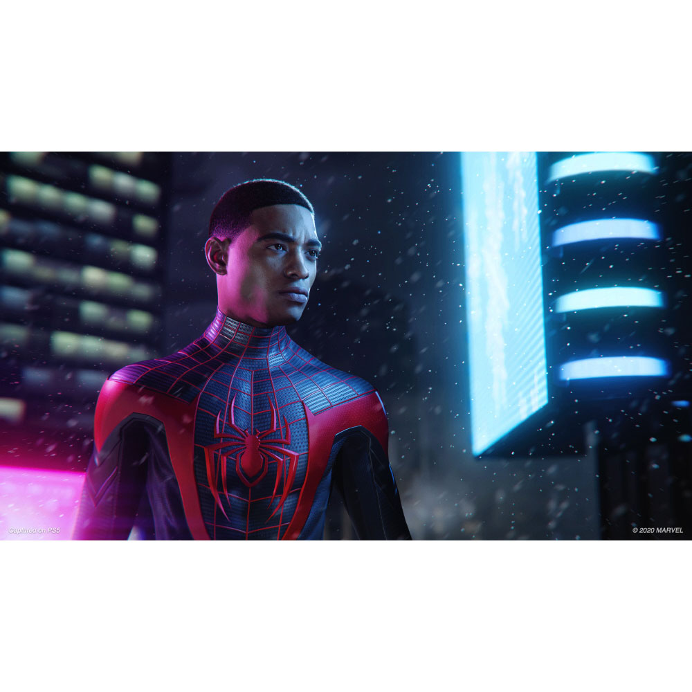 Marvel's Spider-Man: Miles Morales Standard Edition 【PS4ゲームソフト】_1