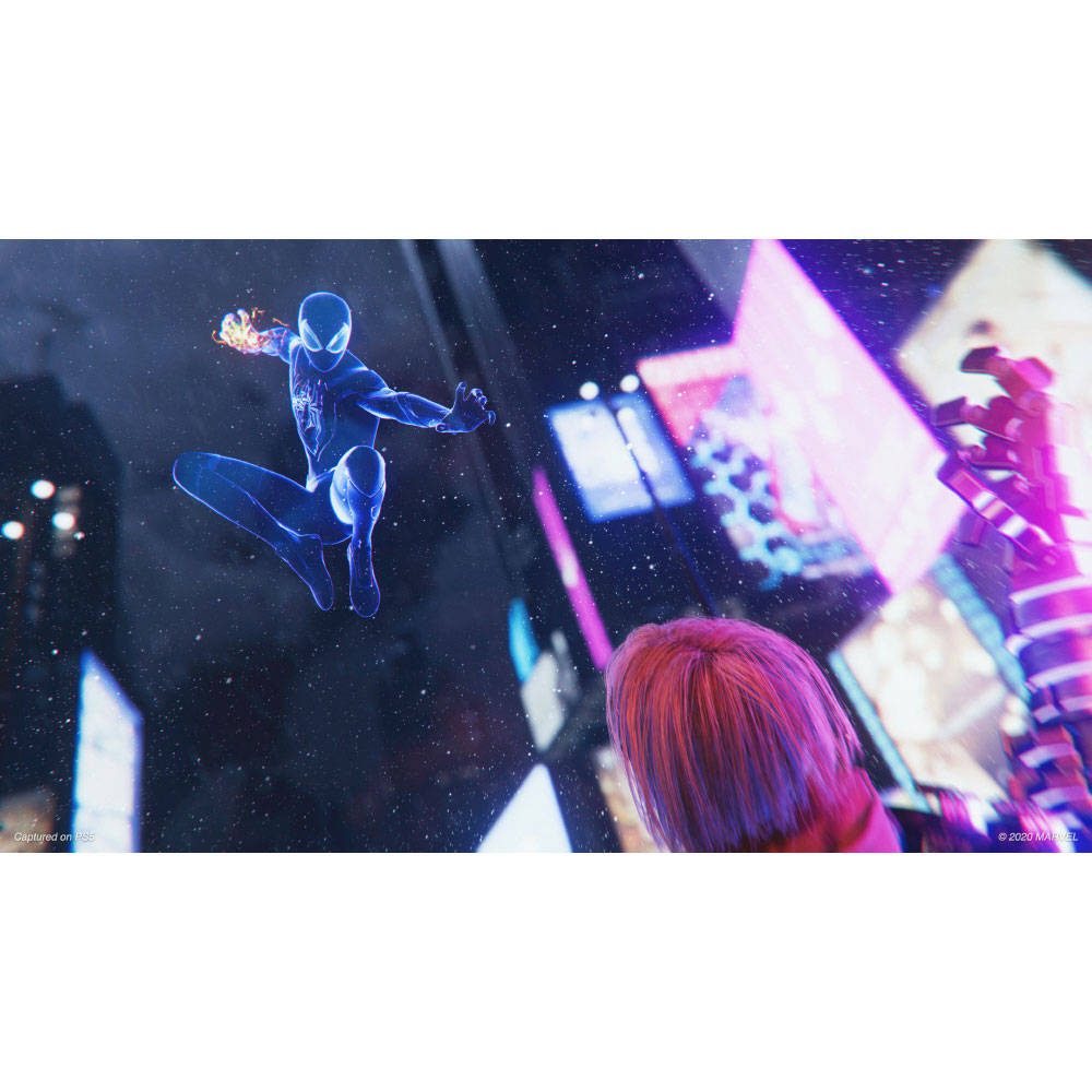 Marvel's Spider-Man: Miles Morales Standard Edition 【PS4ゲームソフト】_2