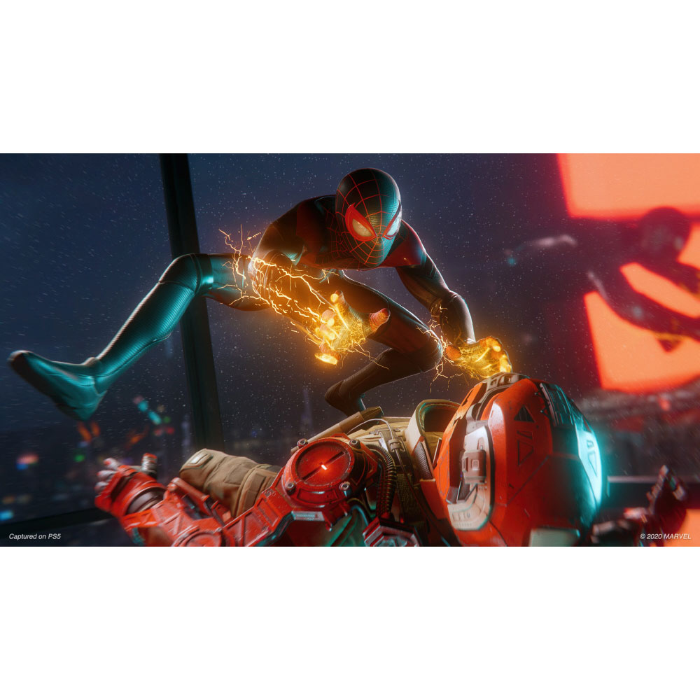 Marvel's Spider-Man: Miles Morales Standard Edition 【PS4ゲームソフト】_4