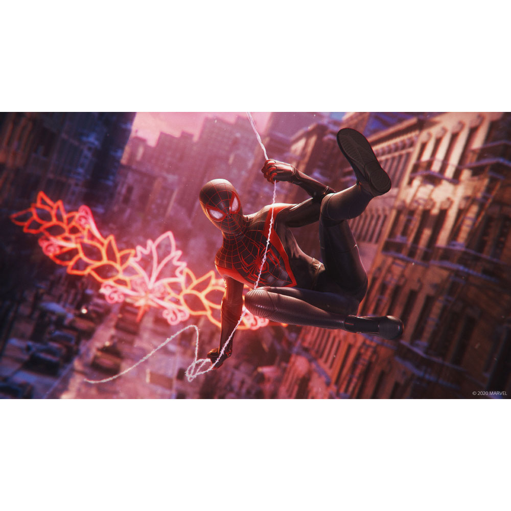 Marvel's Spider-Man: Miles Morales Standard Edition 【PS4ゲームソフト】_7