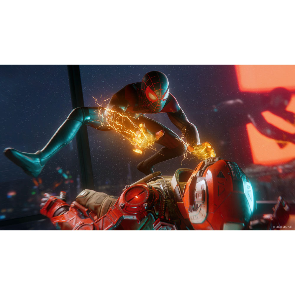 Marvel's Spider-Man: Miles Morales Standard Edition 【PS4ゲームソフト】_8