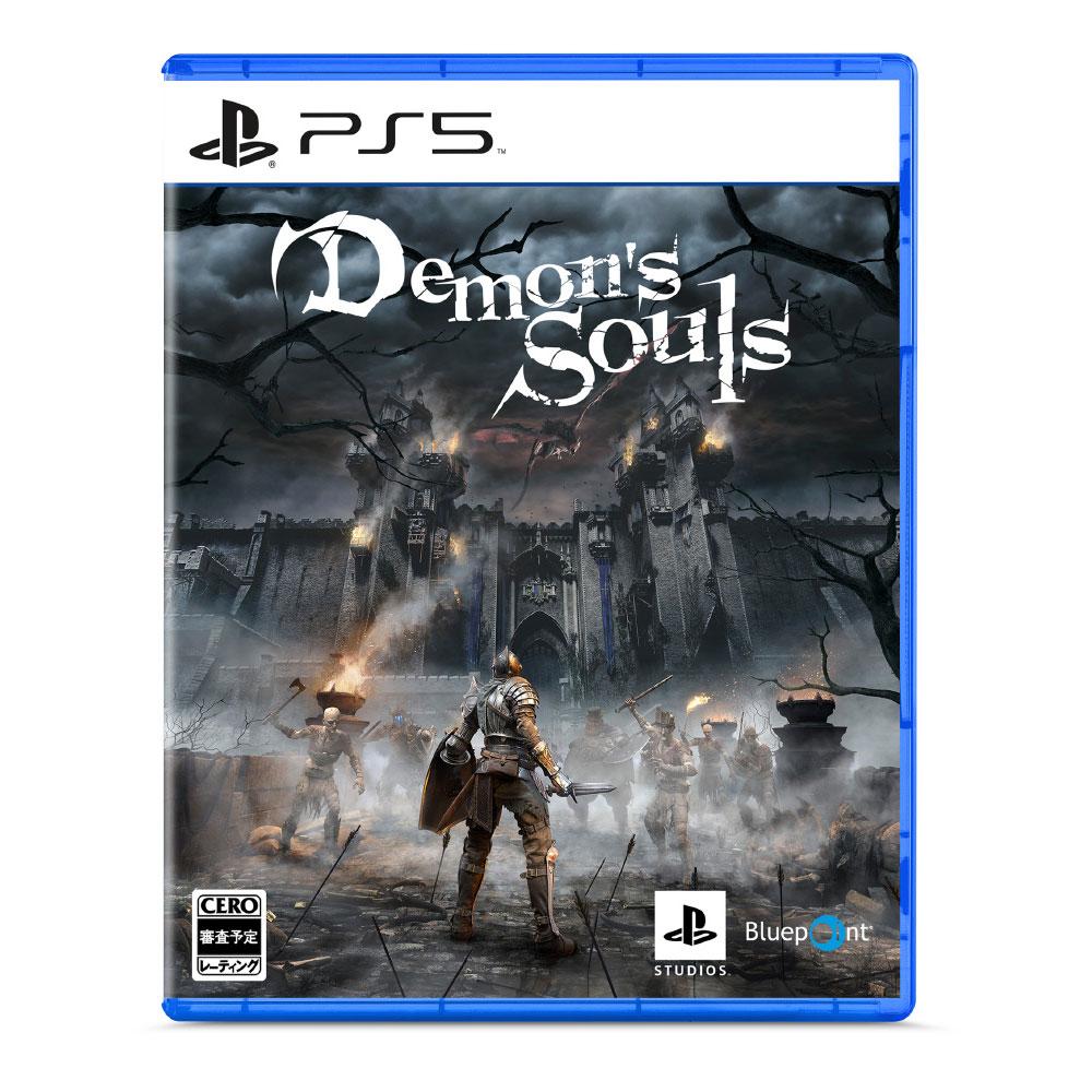 Demon's Souls 【PS5ゲームソフト】