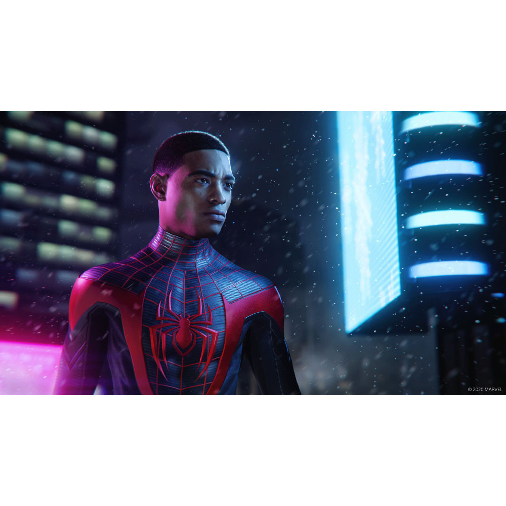 Marvel's Spider-Man: Miles Morales Ultimate Edition 【PS5ゲームソフト】_5