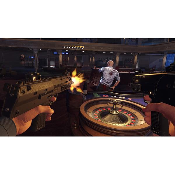 ライアン・マークス リベンジミッション 【PS4ゲームソフト(VR専用)】_2