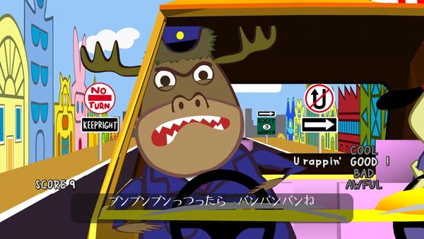 パラッパラッパー 【PS4ゲームソフト】_5