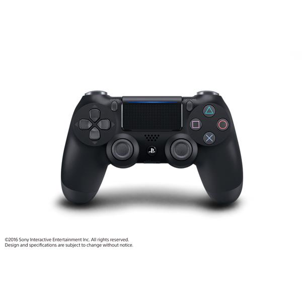 PS4専用ワイヤレスコントローラー [DUALSHOCK4] ジェット・ブラック [PS4] [CUH-ZCT2J]_1
