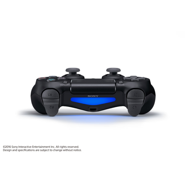 PS4専用ワイヤレスコントローラー [DUALSHOCK4] ジェット・ブラック [PS4] [CUH-ZCT2J]_4
