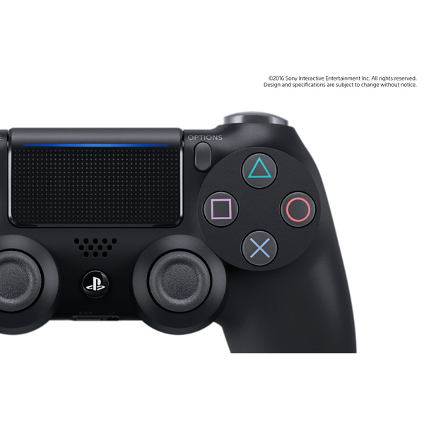 PS4専用ワイヤレスコントローラー [DUALSHOCK4] ジェット・ブラック [PS4] [CUH-ZCT2J]_7