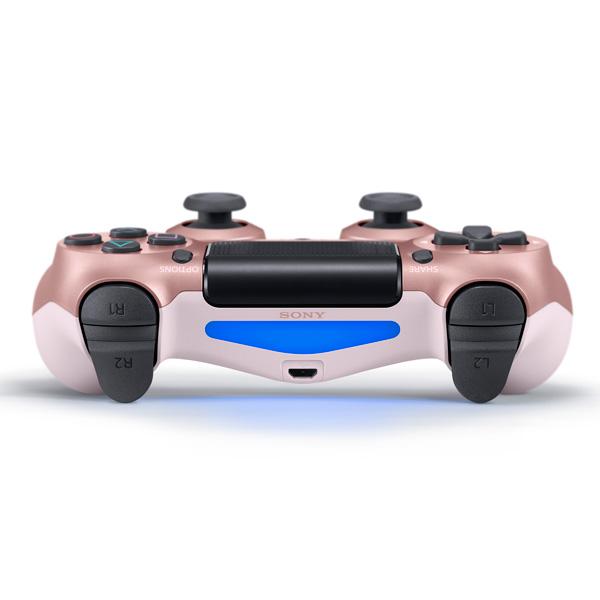 PS4専用ワイヤレスコントローラー [DUALSHOCK4] ローズゴールド [PS4] [CUH-ZCT2J27]_3