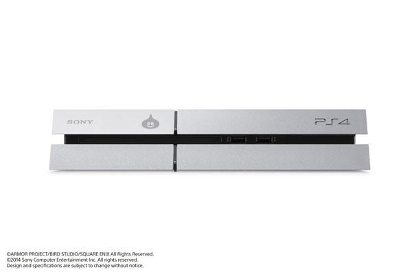 PlayStation 4 ドラゴンクエスト メタルスライム エディション [CUHJ-10006]_2