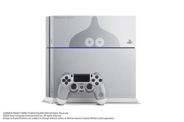 PlayStation 4 ドラゴンクエスト メタルスライム エディション [CUHJ-10006]_3